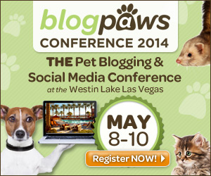 Blogpaws 2014 it's finally here!