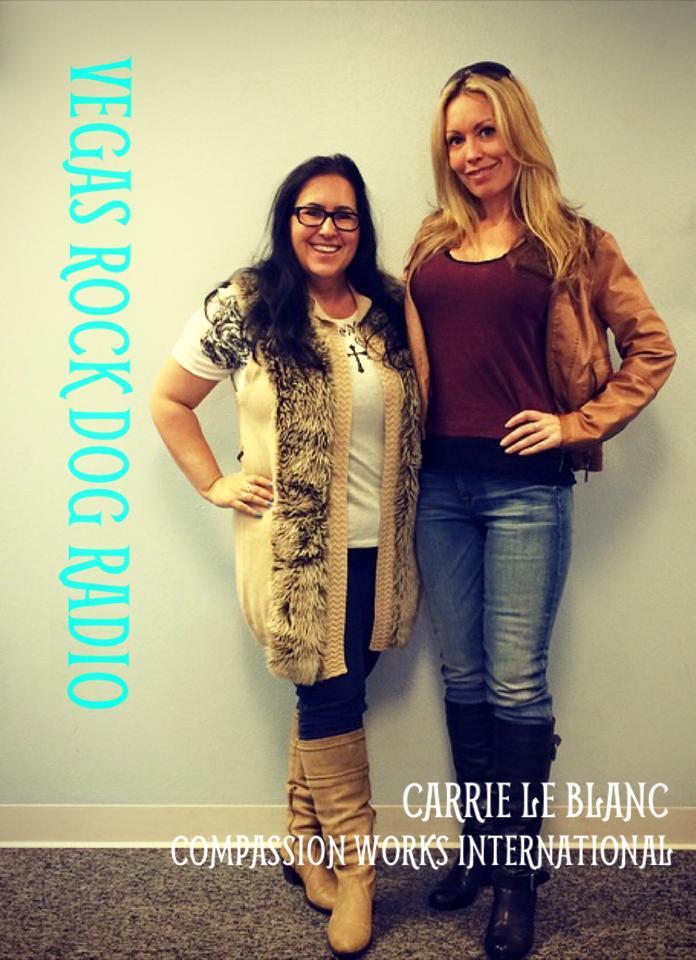 Carrie Le Blanc