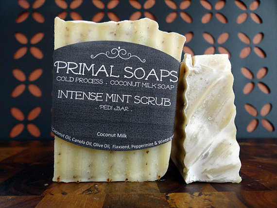 Intense Mint Scrub