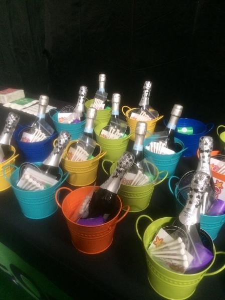 golf buckets
